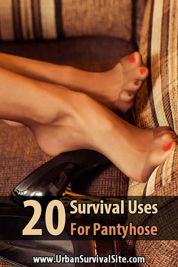 20 Survival Uses for Pantyhose