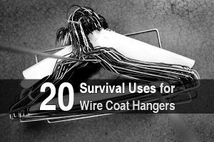 20 Survival Uses for Wire Coat Hangers