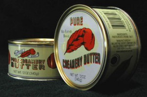 Canned Butter