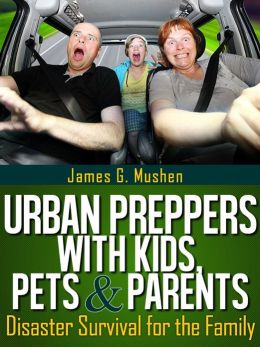 Urban Preppers With Kids