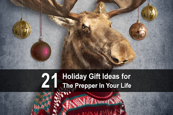 21 Holiday Gift Ideas For The Prepper In Your Life