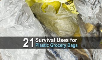21 Survival Uses For Plastic Grocery Bags