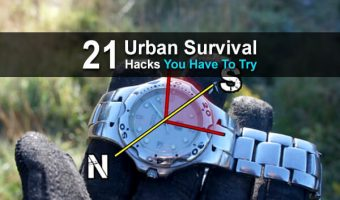 21 Urban Survival Hacks You Have To Try