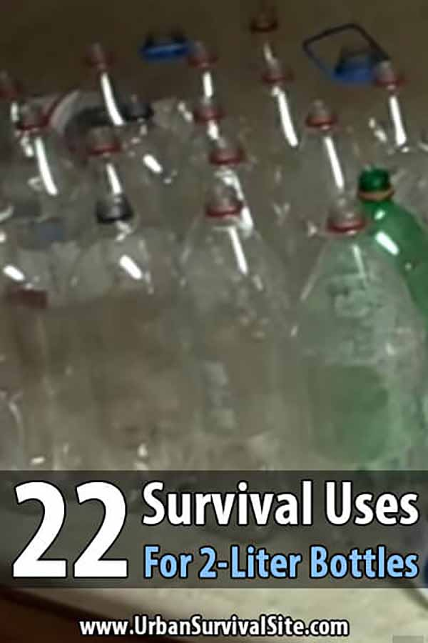 22 Survival Uses For 2-Liter Bottles