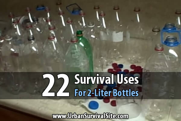 22 Survival Uses For 2 Liter Bottles Urban Survival Site