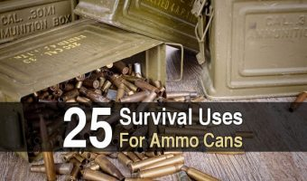25 Survival Uses for Ammo Cans
