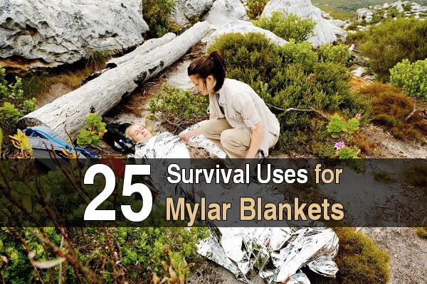 25 Survival Uses for Mylar Blankets