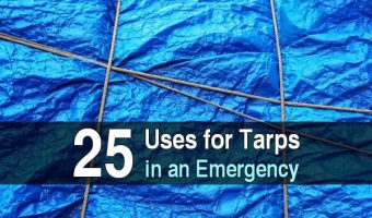 25 Uses for Tarps in an Emergency