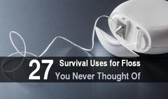 27 Survival Uses for Floss You Never Thought Of