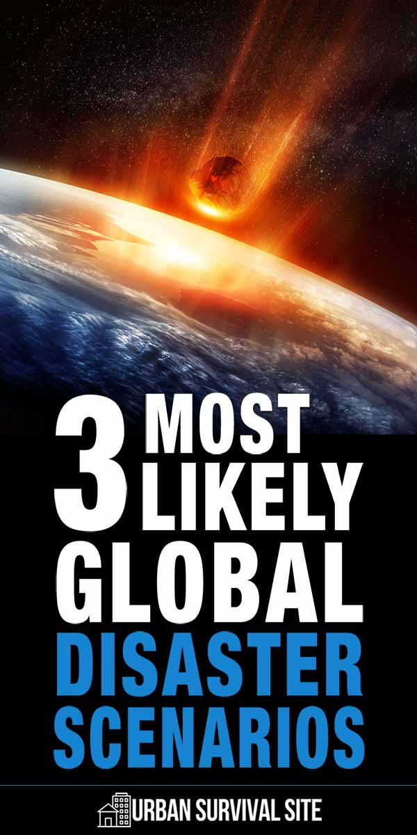 3 Most Likely Global Disaster Scenarios