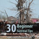30 Beginner Survival Tips thumbnail