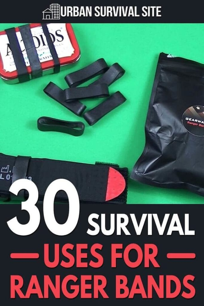30 Survival Uses for Ranger Bands