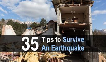 35 Tips to Survive an Earthquake