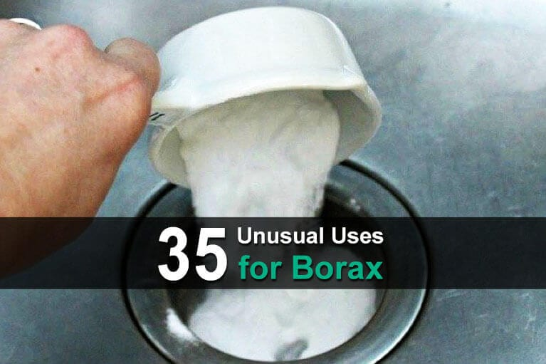 35 Unusual Uses for Borax