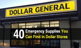 40 Emergency Supplies You Can Find In Dollar Stores