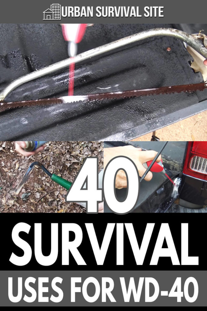 40 Survival Uses for WD-40
