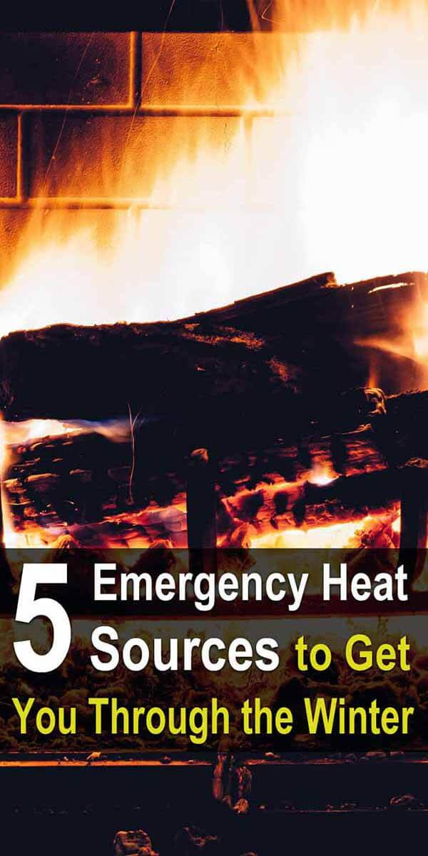 5 Emergency Heat Sources to Get You Through the Winter