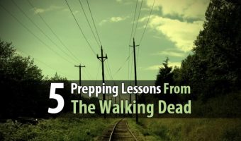 5 Prepping Lessons From The Walking Dead