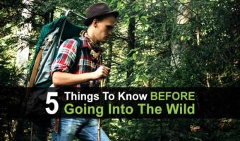 5 Things To Know BEFORE Going Into The Wild
