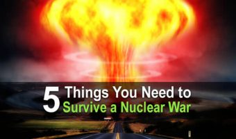 5 Things You Need to Survive a Nuclear War
