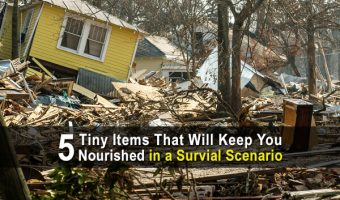 5 Tiny Items That Will Keep You Nourished in a Survival Scenario
