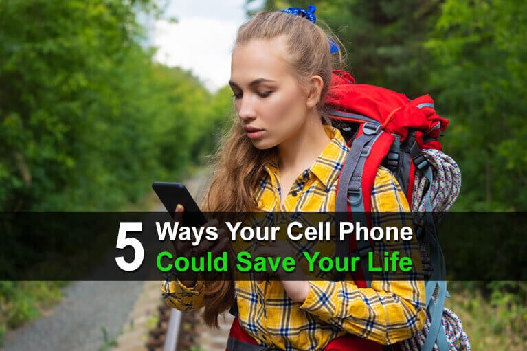 5 Ways Your Cell Phone Could Save Your Life