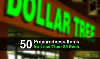 50 Preparedness Items for Less Than $5 Each