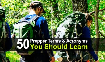 50 Prepper Terms and Acronyms You Should Learn