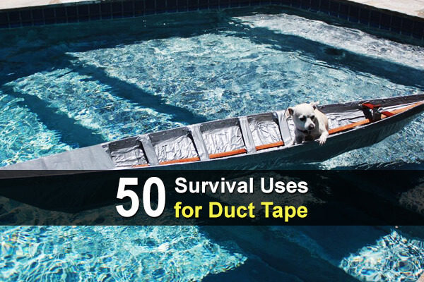 50 Survival Uses for Duct Tape