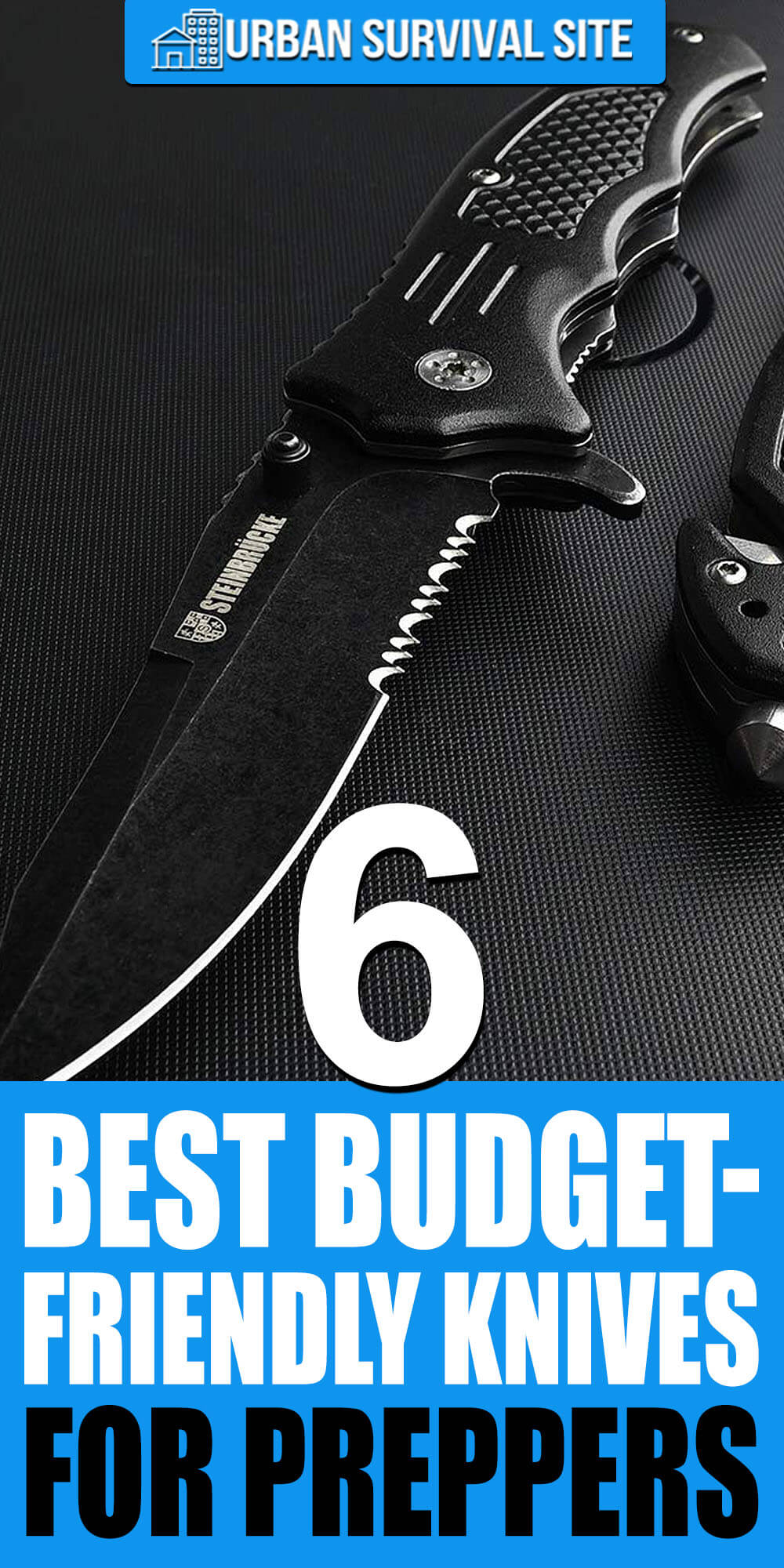 6 Best Budget-Friendly Knives For Preppers