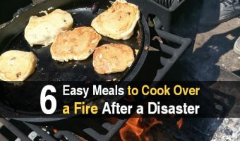 6 Easy Meals to Cook Over a Fire After a Disaster
