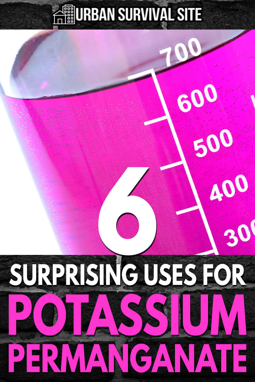 6 Surprising Uses for Potassium Permanganate