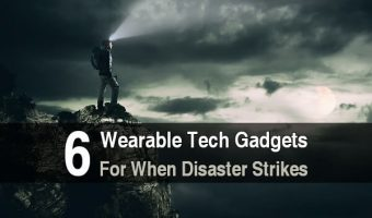 6 Wearable Tech Gadgets For When Disaster Strikes