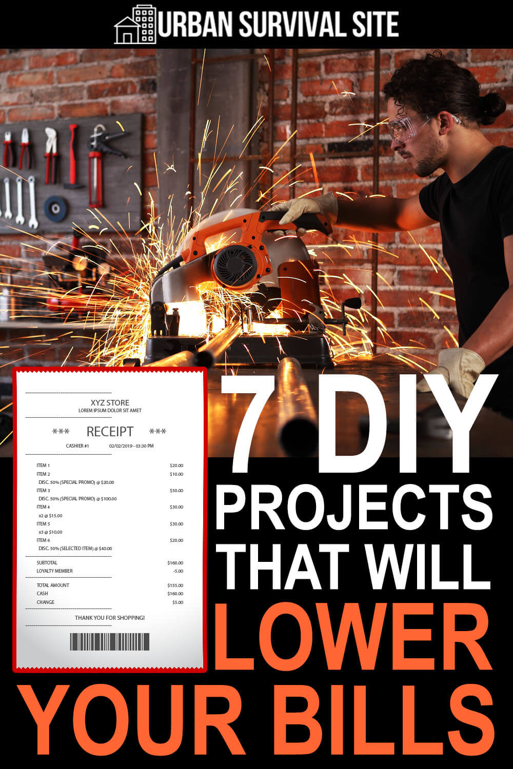 7 DIY Projects That Will Lower Your Bills