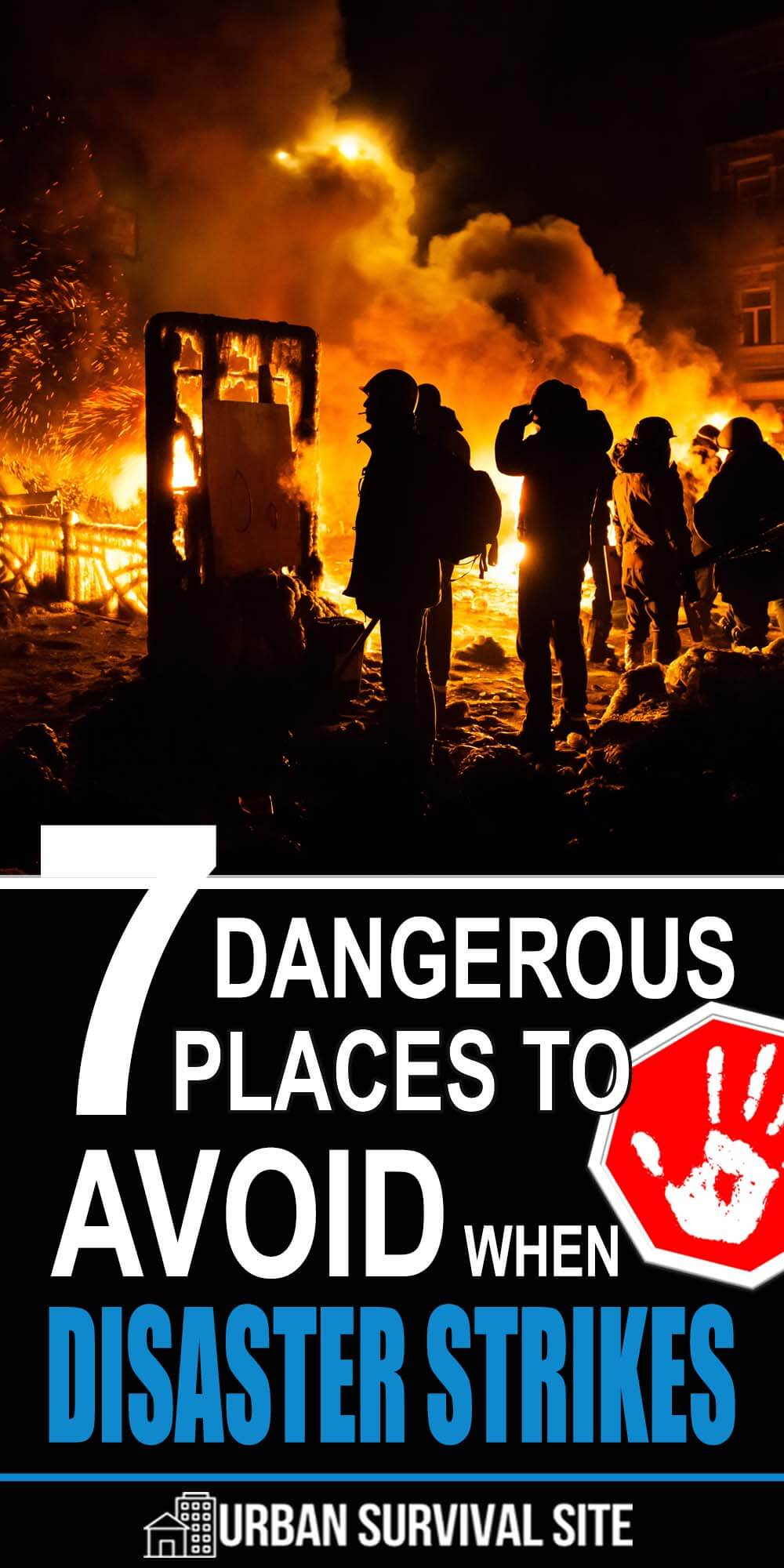 7 Dangerous Places to Avoid When Disaster Strikes