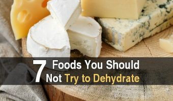 7 Foods You Should NOT Try To Dehydrate