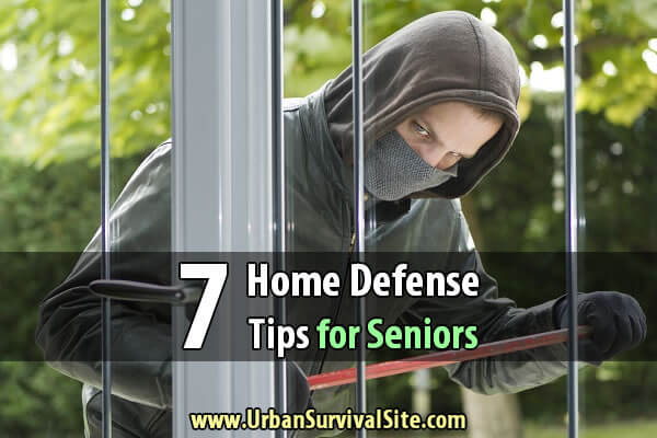 7 Home Defense Tips for Seniors