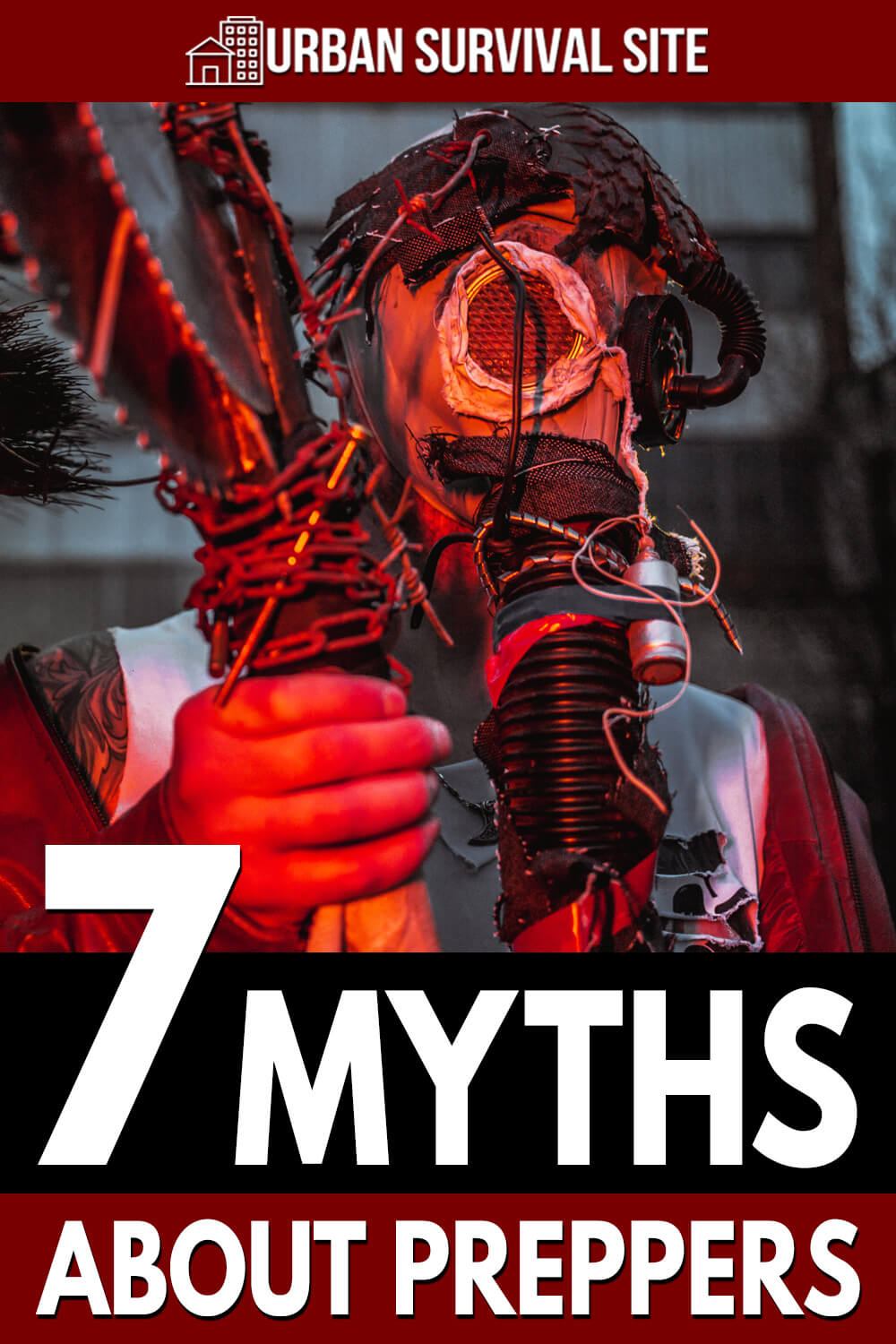 7 Myths About Preppers
