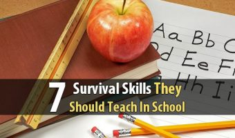 7 Survival Skills They Should Teach In School