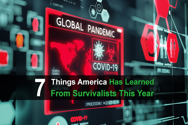 7 Things America Has Learned From Survivalists This Year