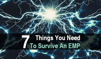 7 Things You Need To Survive An EMP
