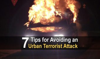 7 Tips for Avoiding an Urban Terrorist Attack