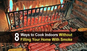 8 Ways to Cook Indoors Without Filling Your Home With Smoke