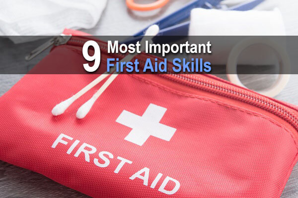 9 Most Important First Aid Skills To Learn