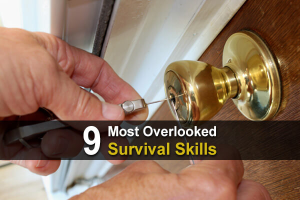 9 Most Overlooked Survival Skills