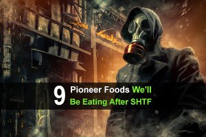9 Pioneer Foods We'll Be Eating After SHTF