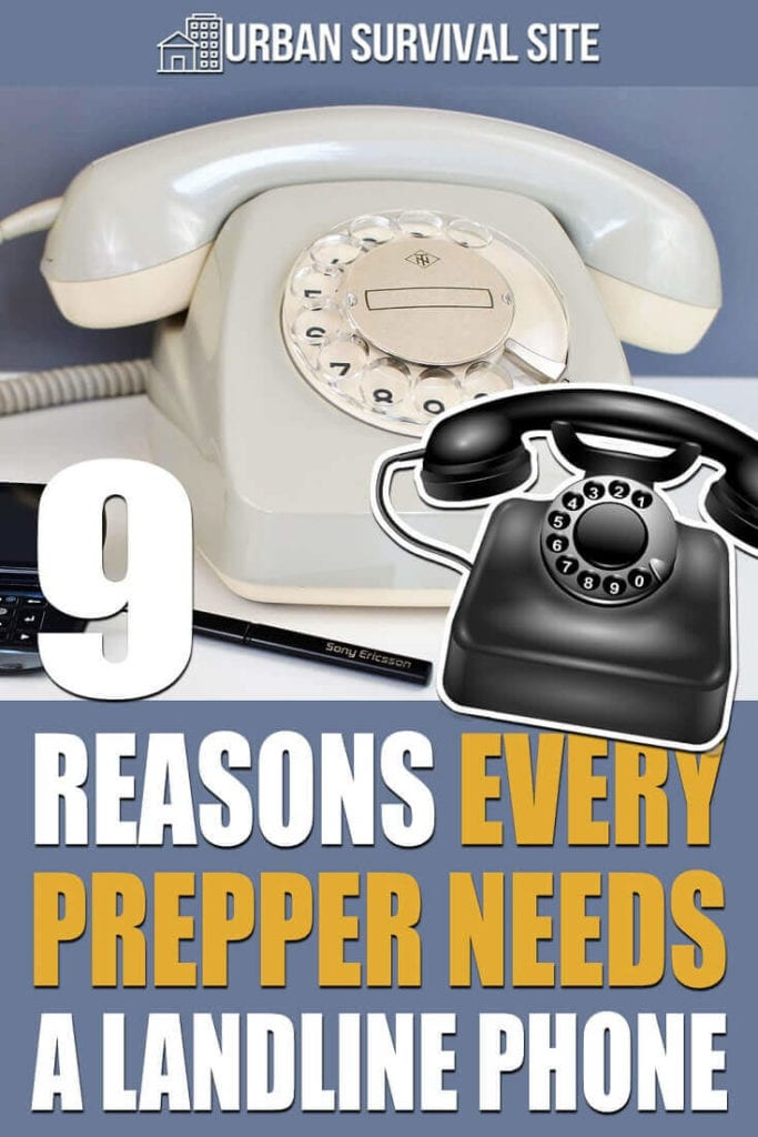9 Reasons Every Prepper Needs A Landline Phone
