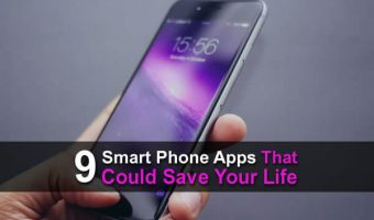 9 Smart Phone Apps That Could Save Your Life