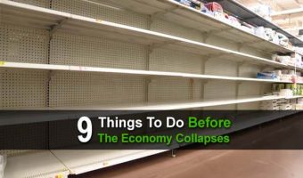 9 Things To Do Before The Economy Collapses