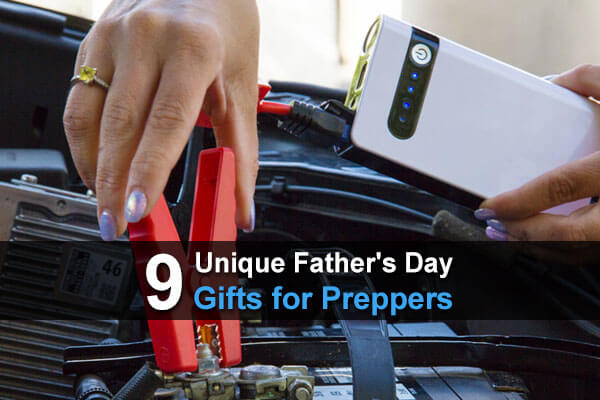 9 Unique Father's Day Gifts for Preppers